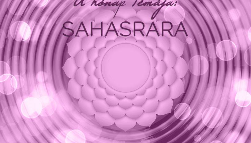 Koronacsakra – sahasrara