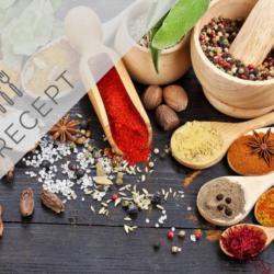 Recept – Pitta típusú táplálkozás