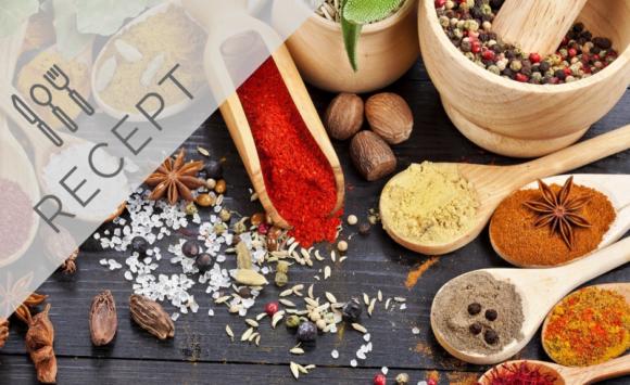 Recept – Kapha típusú táplálkozás
